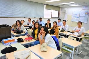 Fukuoka International Academy<span class='lable-new'>NEW</span>