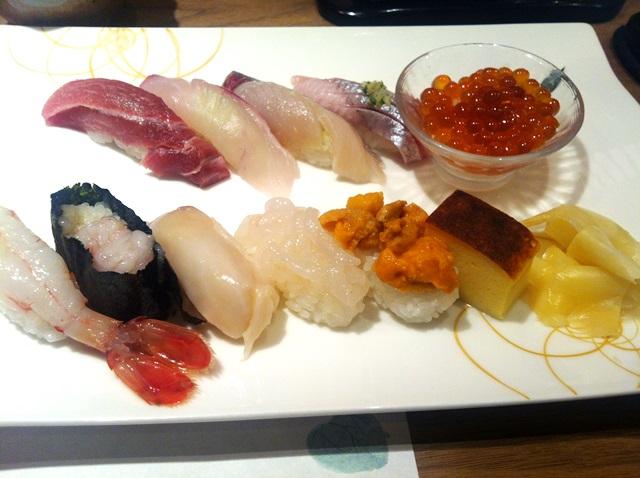 В Японии запущен новый сервис SushiUniversity для туристов