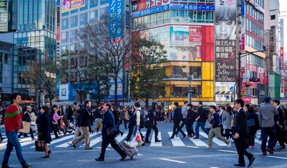 Количество вакансий в Японии достигло наилучших показателей