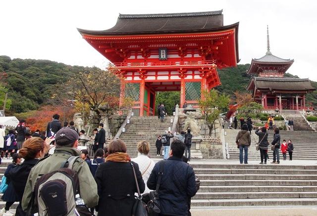 Количество иностранных туристов в Японии достигло рекордные 2,29 млн в мае