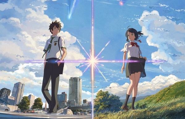 Популярность аниме «Твое Имя» дала толчок развитию туризма в Японии