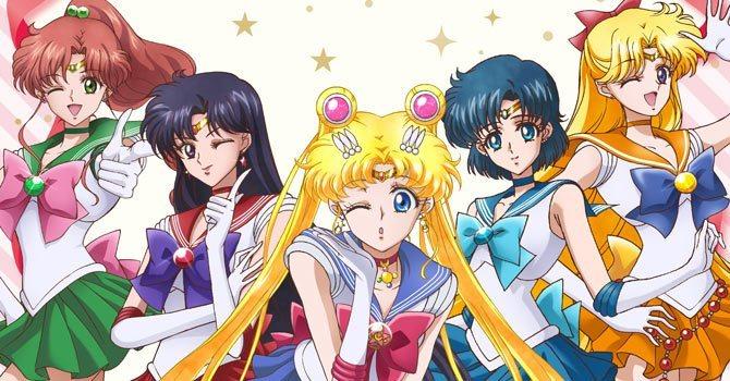 Выставка Sailor Moon в Roppongi Hills