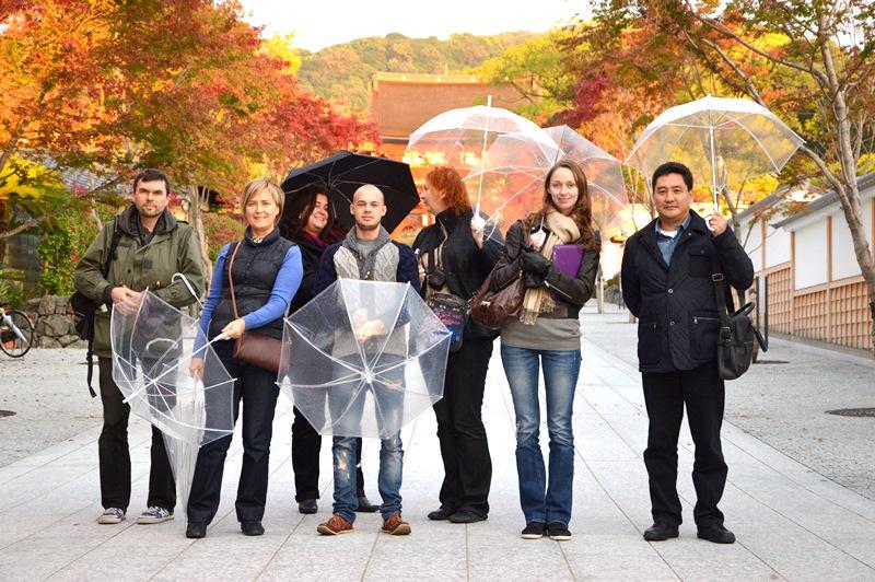 Рекордное число иностранцев посетило Японию в 2017