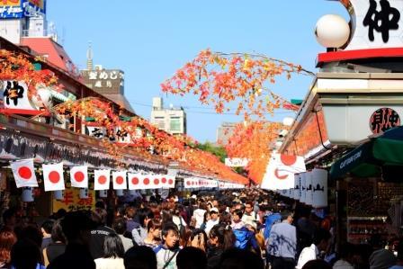 Новый налог на туристов в Японии