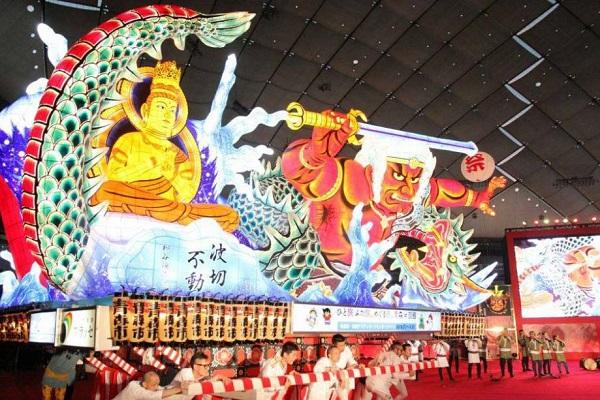 Фестиваль Furusato Matsuri Tokyo вернулся в этом году