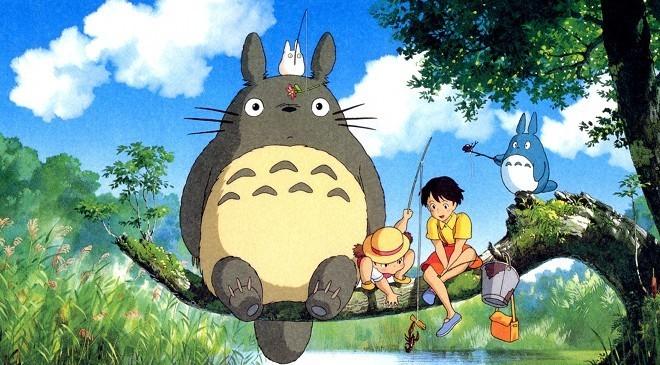Выставка студии Ghibli в Токио