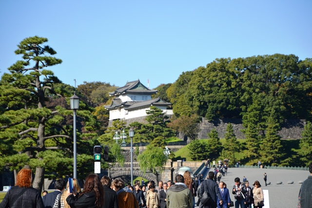 В январе количество иностранных туристов в Японии достигло рекорда в 2,5 млн. человек