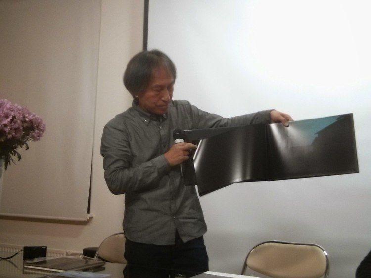 Лекция японского фотографа Кацухито Накадзато