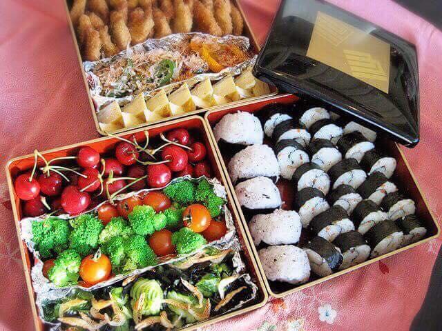 Приглашение на кулинарный мастер-класс по приготовлению о-бэнто