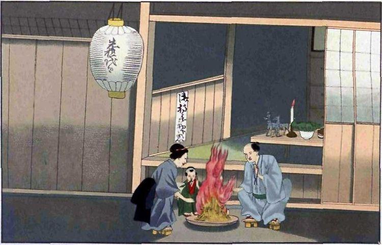 """Выставка """"Ритуально-обрядовые практики Японии"""""""