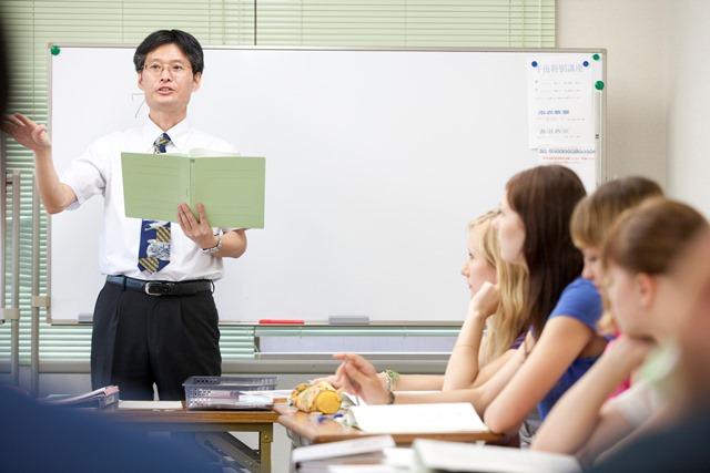 Программа аккредитации для учителей японского языка