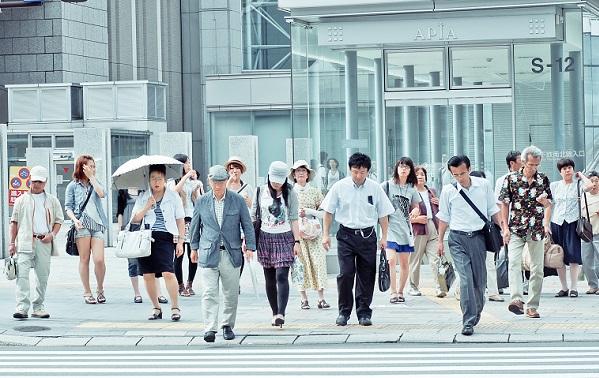 Уровень безработицы в Японии снизился