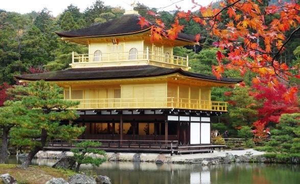 Киото занял первое место как лучший город после Токио