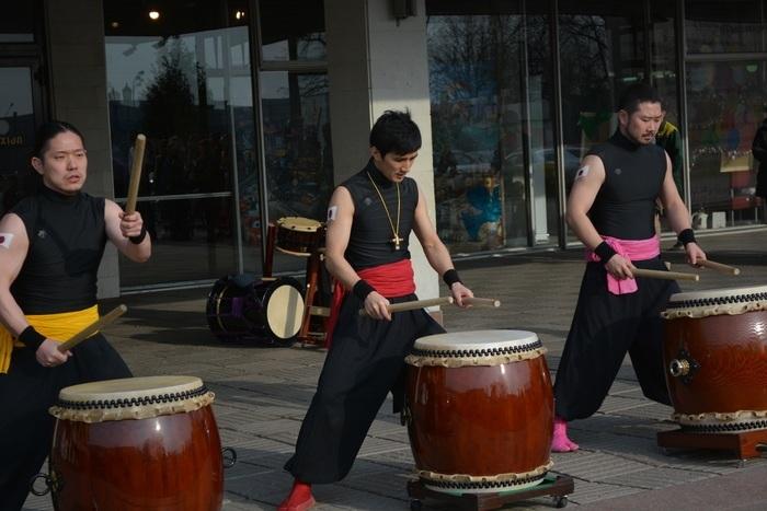 Фестиваль Hinode 2016