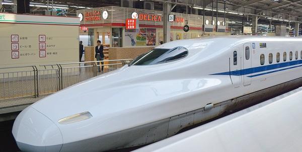 Новый сайт для брони билетов на синкансэн за пределами Японии
