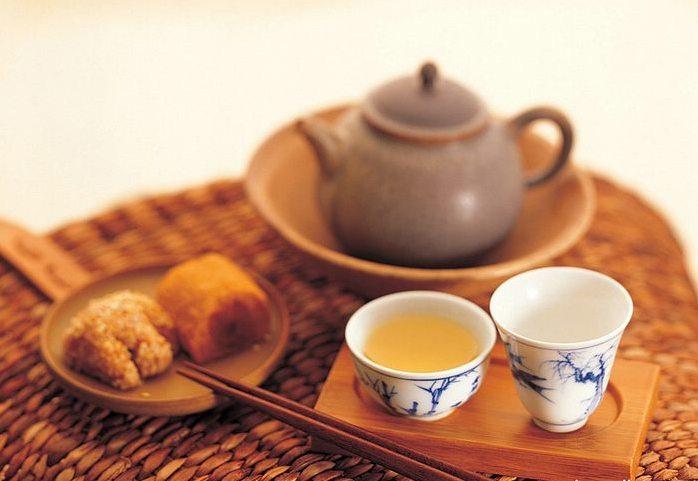 Мастер-класс «Чайный натюрморт»