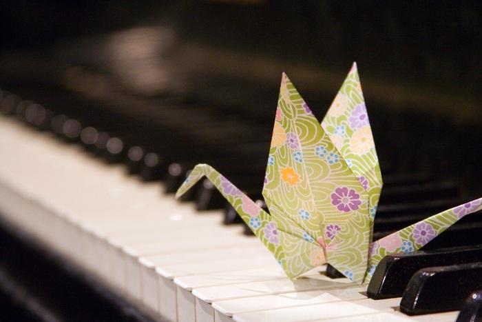 Концерт фортепианной музыки от японской исполнительницы