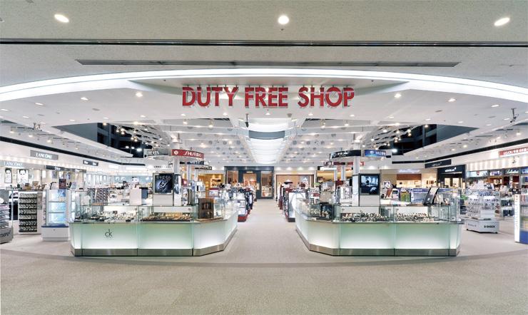 Магазины дьюти-фри откроют в залах прибытия в Японии