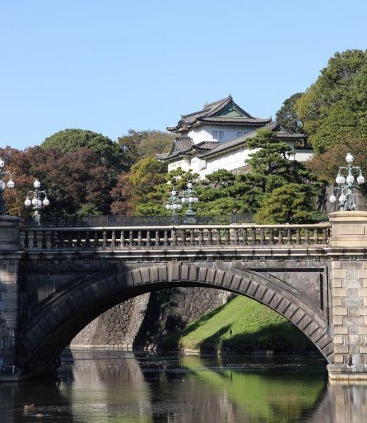Экскурсия по Императорскому Дворцу доступна без предварительной регистрации
