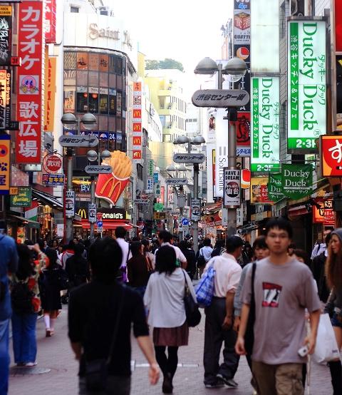 Число иностранцев в Японии побило рекорд