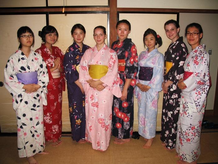 Японские каникулы в Японском фонде